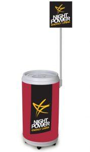 Cooler Testeira 75 latas